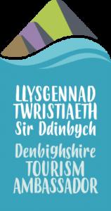 Denbighshire Tourism Ambassador logo