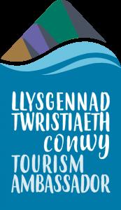 Conwy Tourism Ambassador logo