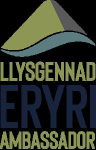 Llysgennad Eryri Ambassador badge