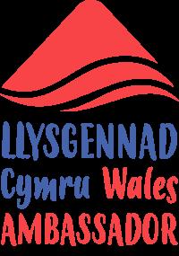 Ambassador Wales logo