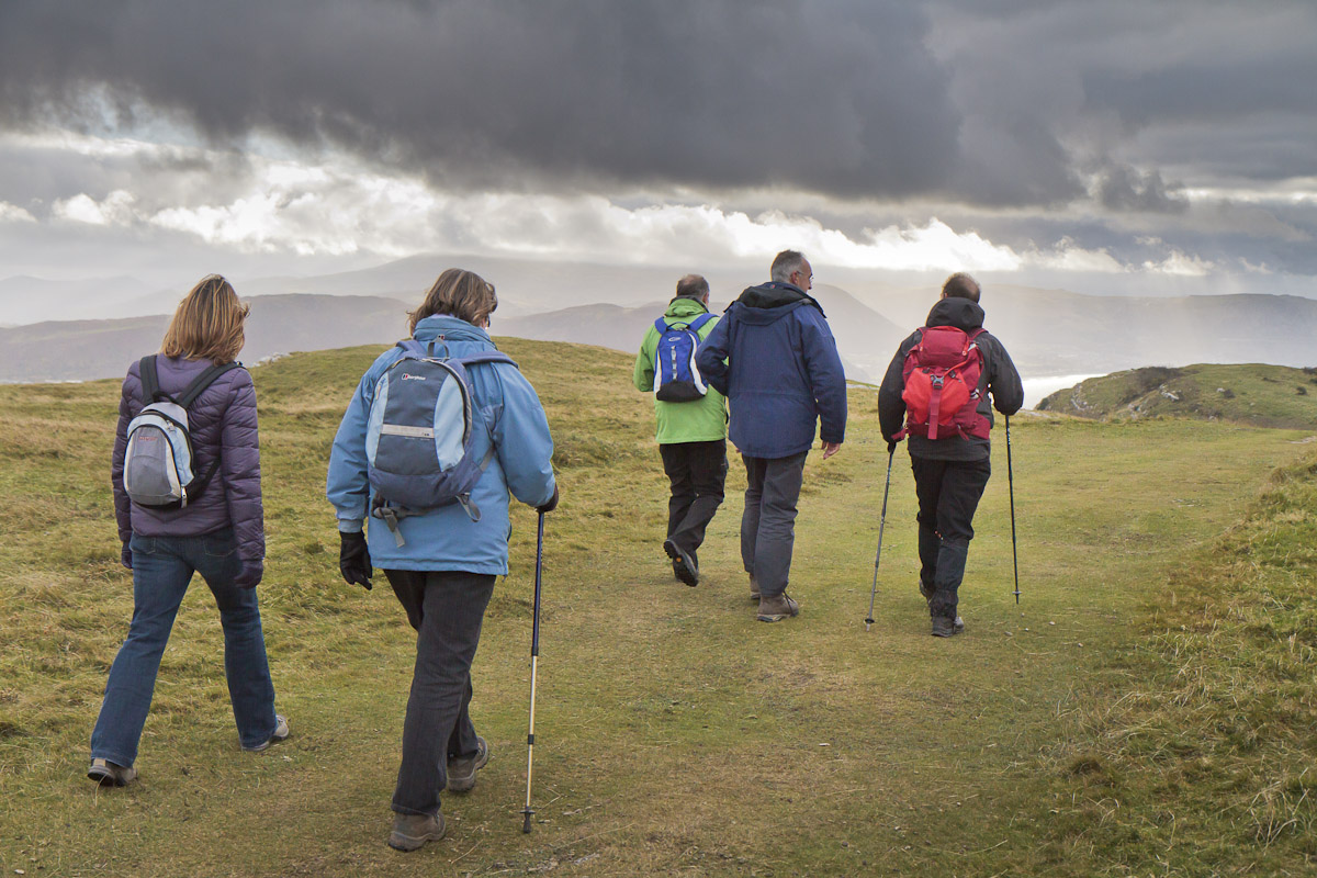 *walkers in Conwy County